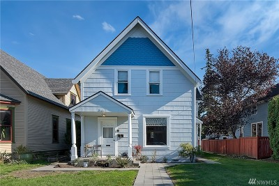 Bellingham Multi Family Home For Sale: 1416 Humboldt St