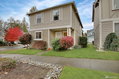 Puyallup Single Family Home Contingent: 718 29th Ave SE