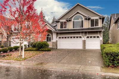 Bonney Lake Single Family Home Contingent: 18012 113th St E