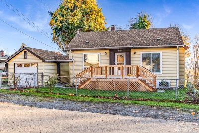 Seattle Single Family Home For Sale: 3937 S Pilgrim St