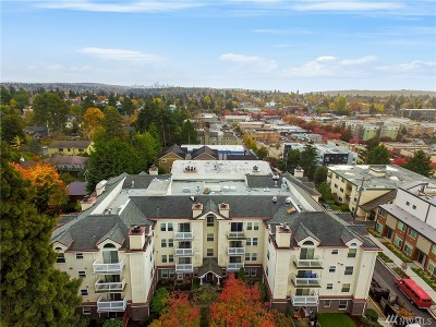 Condo/Townhouse Sold: 411 N 90th #205