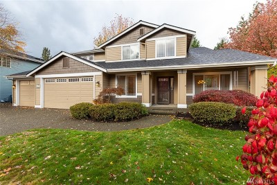 North Bend WA Single Family Home Contingent: $724,000