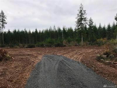 Shelton Residential Lots & Land For Sale: 9373 W Cloquallum Rd