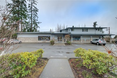 Mukilteo Commercial For Sale: 8601 Mukilteo Speedway