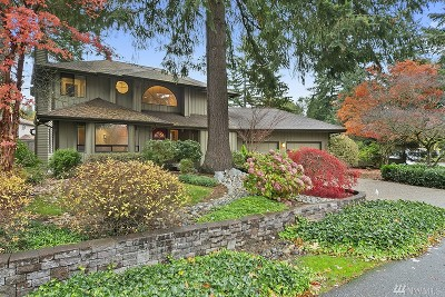 Sammamish Single Family Home For Sale: 23002 NE 14th St