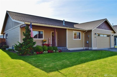 Nooksack Single Family Home Sold: 403 West View Place