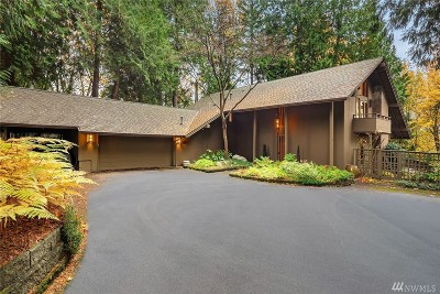 Mercer Island Single Family Home For Sale: 6170 90th Ave SE