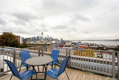 Seattle Condo/Townhouse For Sale: 919 2nd Ave W #305