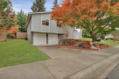 Federal Way Single Family Home For Sale: 32743 33rd Ave SW