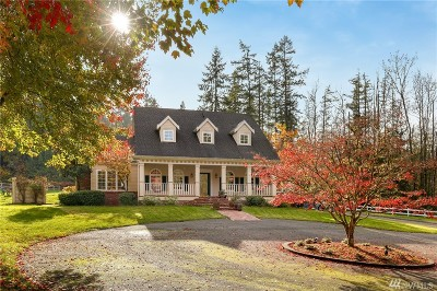 Gig Harbor Single Family Home For Sale: 9415 Kopachuck Dr NW