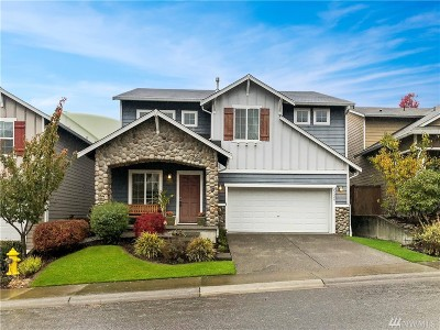 Maple Valley Single Family Home For Sale: 25326 SE 279th Place