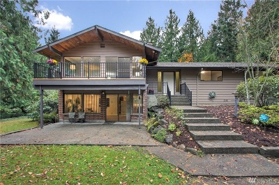 Issaquah Single Family Home For Sale: 5341 235th Ave SE