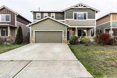 Yelm Single Family Home For Sale: 15330 Chad Dr SE