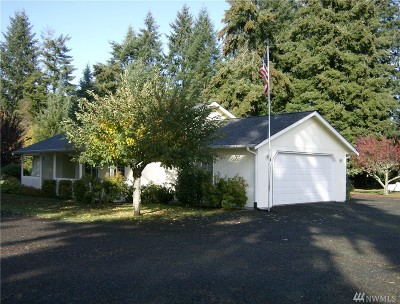 Centralia Single Family Home For Sale: 111 Kelli Lane