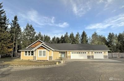 Shelton WA Single Family Home For Sale: $399,900