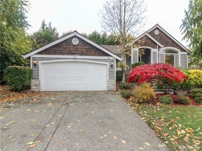 Tacoma Single Family Home For Sale: 4814 Norpoint Wy NE