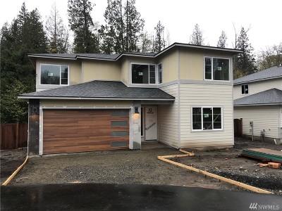 Blaine Single Family Home Sold: 5332 Ocean Cove Lane