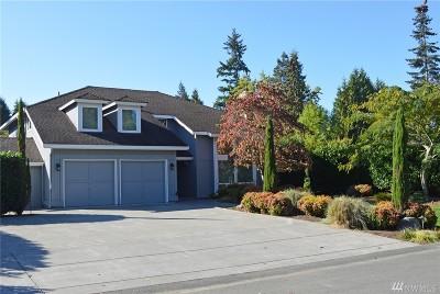 Clyde Hill Single Family Home For Sale: 9529 NE 31st St St NE