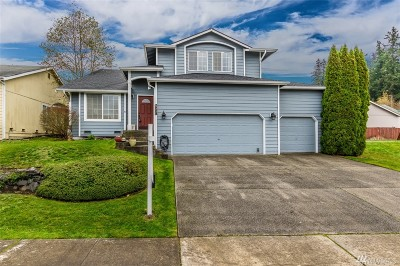 Bonney Lake Single Family Home For Sale: 7209 203rd Ave E