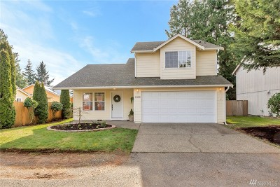 Thurston County Single Family Home For Sale: 1319 Golf Club Rd SE