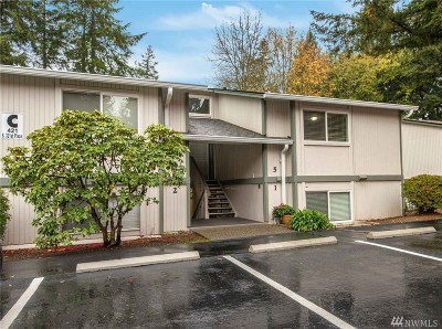 Federal Way Condo/Townhouse For Sale: 421 S 321st Place #C-5