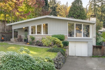 Bellevue Single Family Home For Sale: 4021 177th Ave SE