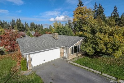 Lynnwood Single Family Home For Sale: 3825 180th Place SW