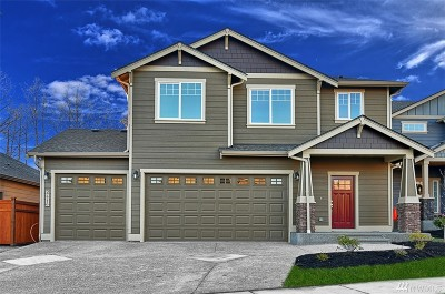 Stanwood Single Family Home Contingent: 27709 65th Dr NW