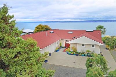 Kingston Single Family Home Pending Inspection: 22638 Jefferson Point Rd NE