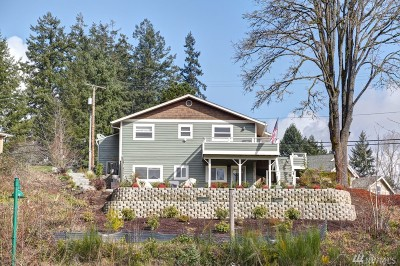 Gig Harbor Single Family Home For Sale: 4024 Burnham Dr