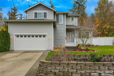 Bellingham Single Family Home Sold: 844 Nevada