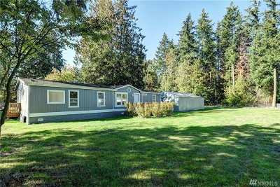 Stanwood Single Family Home For Sale: 31922 76th Ave NW