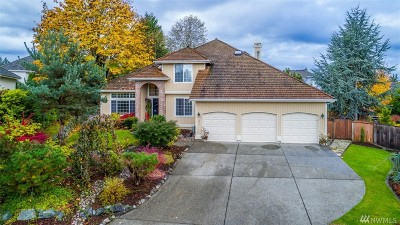 Puyallup Single Family Home For Sale: 4017 Crystal Ridge Dr SE