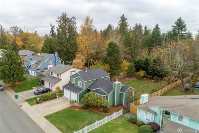 Auburn Single Family Home For Sale: 30814 50th Ave S