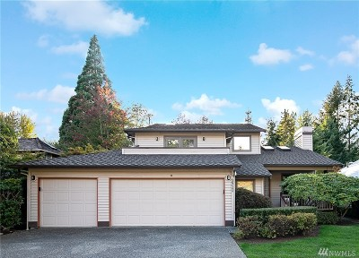 Bellevue Single Family Home For Sale: 3511 167th Place NE