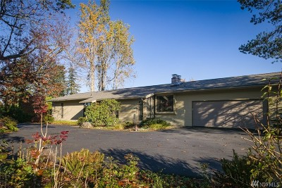 Bellingham Single Family Home For Sale: 6010 Noon Rd