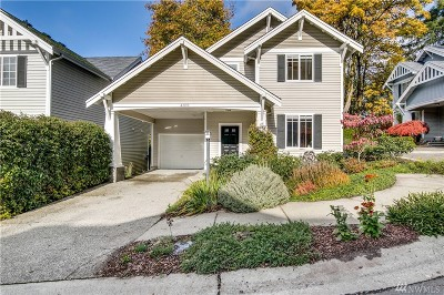 Gig Harbor Single Family Home Contingent: 4305 Lupine Ct