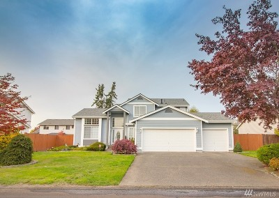 Puyallup Single Family Home For Sale: 15103 87th St Ct E