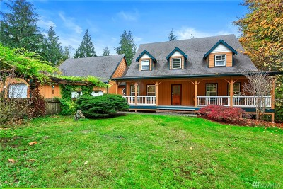 Snohomish Single Family Home For Sale: 6830 184th Dr SE