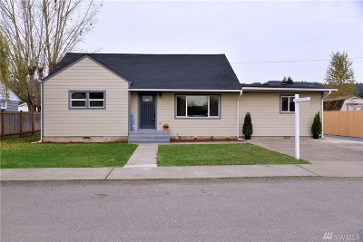 Orting Single Family Home For Sale: 204 Tacoma Ave NW