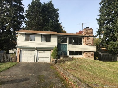 Single Family Home Sold: 3856 SW 339th St