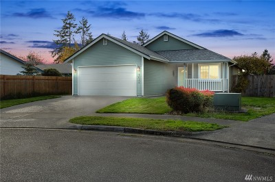 Pierce County Single Family Home For Sale: 4632 S 73rd St Ct