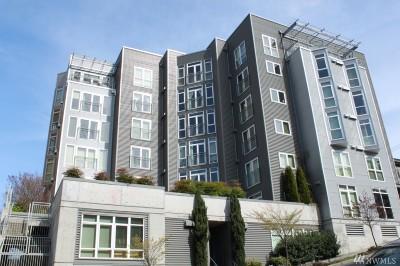 Condo/Townhouse For Sale: 103 Bellevue Ave E #509