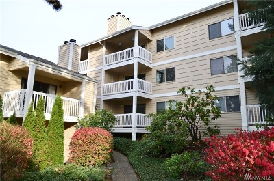 Bellevue Condo/Townhouse For Sale: 12840 SE 40th Ct #B12