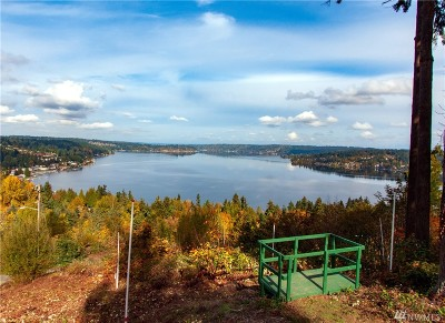 King County Residential Lots & Land For Sale: 17263 SE 43rd St