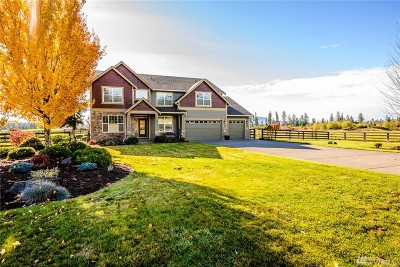 Yelm Single Family Home For Sale: 14919 141st Lane SE