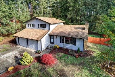 Graham WA Single Family Home For Sale: $275,000