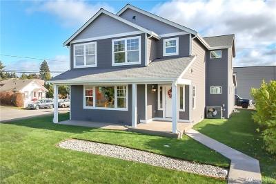 Tacoma Single Family Home For Sale: 1501 S Washington St