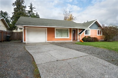 Ferndale Single Family Home Sold: 6135 Zeus Place