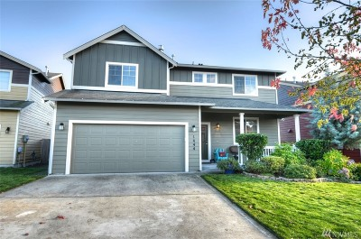 Olympia Single Family Home For Sale: 1444 Bedstone Dr SE